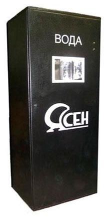 Промышленный автомат газированной воды Эльба