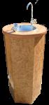 Питьевой фонтанчик «Евро» Оазиs