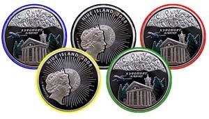 Центробанк выпускает новые монеты