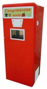 Автомат газированной воды с сиропом Евро AT-101