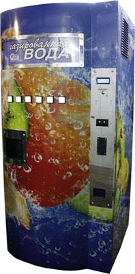 Торговый автомат газированной воды «Эверест-maxi»