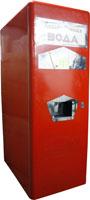 Промышленный автомат газированной воды Эльба Ретро